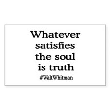 Soul Truth Decal