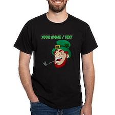 Custom Irish Leprechaun T-Shirt