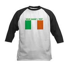 Custom Ireland Flag Baseball Jersey