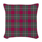 Tartan - MacGregor Woven Throw Pillow