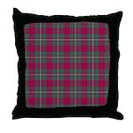 Tartan - MacGregor Throw Pillow