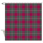 Tartan - MacGregor Shower Curtain