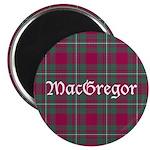 Tartan - MacGregor Magnet