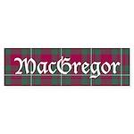 Tartan - MacGregor Sticker (Bumper 10 pk)