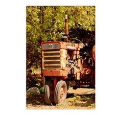 She Thinks My Tractors Se Postcards (Package of 8)