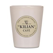 St. Kilians Café Shot Glass