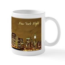 New York Night Mug