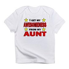 Awesomeness From My Aunt Infant T-Shirt