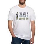Birding Flu Fitted T-Shirt