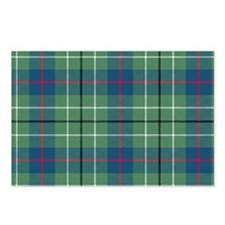 Tartan - Duncan Postcards (Package of 8)
