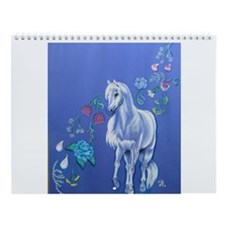 Wall Calendar [ equine art of cindy beck]
