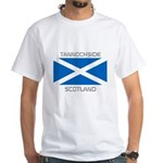 Tannochside Scotland White T-Shirt