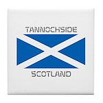 Tannochside Scotland Tile Coaster