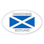 Tannochside Scotland Sticker (Oval)