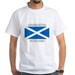 Uddingston Scotland White T-Shirt