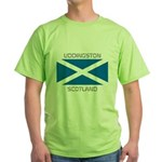 Uddingston Scotland Green T-Shirt