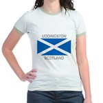 Uddingston Scotland Jr. Ringer T-Shirt