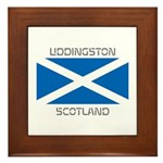 Uddingston Scotland Framed Tile