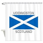 Uddingston Scotland Shower Curtain