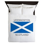 Uddingston Scotland Queen Duvet