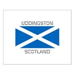 Uddingston Scotland Small Poster