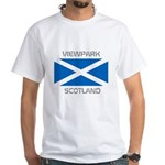 Viewpark Scotland White T-Shirt