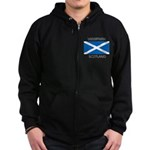 Viewpark Scotland Zip Hoodie (dark)
