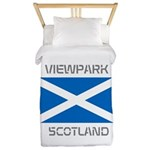 Viewpark Scotland Twin Duvet