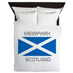 Viewpark Scotland Queen Duvet