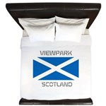 Viewpark Scotland King Duvet