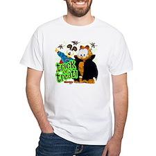 Garfield Show Trick or Treat Shirt