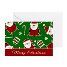 Cute Merry christmas Greeting Cards (Pk of 10)