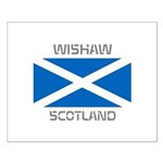 Wishaw Scotland Small Poster