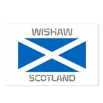 Wishaw Scotland Postcards (Package of 8)