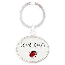 love bug 1 Keychains