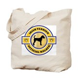Terrier Walker Tote Bag