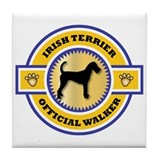 Terrier Walker Tile Coaster