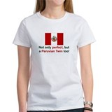 Peruvian Twin-Perfect Tee