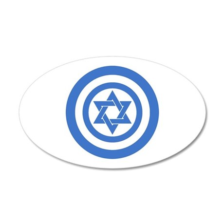 Captain Israel Wall Decal