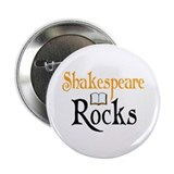 Shakespeare Rocks Button
