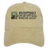 Hunting: How men... Baseball Cap