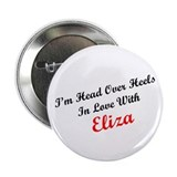 "In Love with Eliza 2.25"" Button (100 pack)"