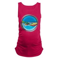 Speed Boat 2 Maternity Tank Top