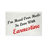 In Love with Earnestine Rectangle Magnet (100 pack