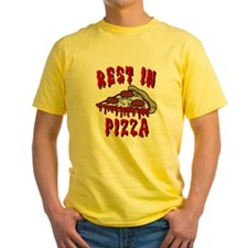 RIP Rest In Pizza T-Shirt