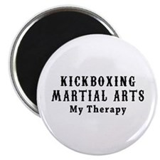 Kickboxing Martial Art My Therapy Magnet