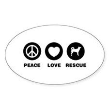 Canaan Dog Decal