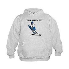 Custom Hockey Player Hoody