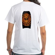 Orange Tiki Bodyboarding T-Shirt