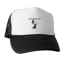 Custom Roller Derby Hat